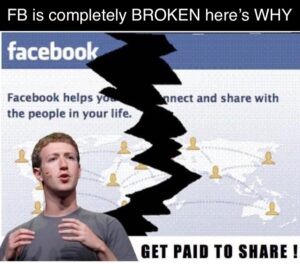 Getting Paid to Be SOCIAL and taking back Control of YOUR info!